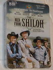 The Men From Shiloh The Final Season From The Virginian 24 Full Color Episodes! Special Embossed Tin Packaging!
