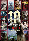 10-Film Classic Horror Classics: The Ape / The Wasp Women / Werewolf In A Girls' Dormitory / The She-Beast / Killer Shrews / ...