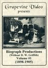 Biograph Productions, Vol. 1: McKinley At Home / Grandpa's Reading Glass / A Search For The Evidence / ... (On Demand DVD-R)