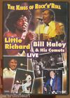 THE KING OF ROCK N ROLL LIVE LITTLE RICHARD&BILL HALEY&HIS COMETS