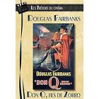 Don Q, Fils De Zorro - Douglas Fairbanks - Version Teintée