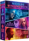 Nicolas Winding Refn : Drive + The Neon Demon + Only God Forgives - Pack