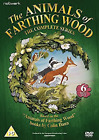 Animals Of Farthing Wood The Complete Se