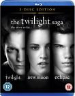 The Twilight Saga Triple Pack
